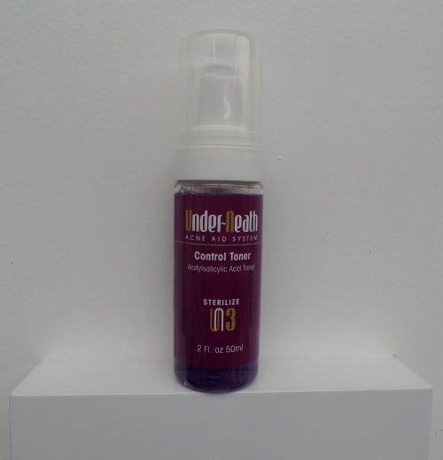 UnderNeath ~ Acne Aid System ~ Control Toner (2oz)