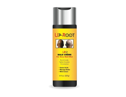UP ROOT_Bald Creme2
